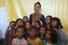 Rayakan Hari Natal 2017, Daniel Mananta Jadi Relawan