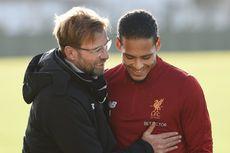 Cerita Van Dijk soal Pola Latihan Keras Liverpool ala Klopp