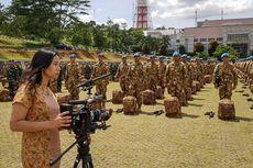 Untuk Kampanye PBB, Livi Zheng Shooting dari New York hingga Bogor