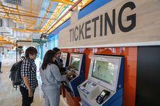 Di Stasiun BNI City, Transaksi Pembelian Tiket Bisa Gunakan Bank Lain