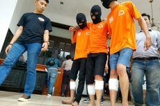 Tiga Perampok 20 Minimarket dan SPBU di Bandung Ditembak