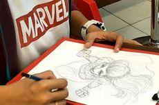 Membangun Mimpi Jadi Komikus Marvel