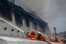 Koleksi Museum Bahari Sumbangan Berbagai Kedutaan Besar Ikut Terbakar
