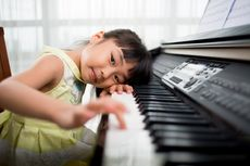 Pandai Bermain Musik Bikin Anak Lebih Cerdas, Benarkah?