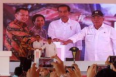 Baru Selesai 14,5 Kilometer, Tol Lampung Diresmikan Jokowi