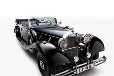 Mercedes-Benz Milik Hitler Dilelang, Harganya Spektakuler