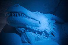 Hotel Game of Thrones Dibangun dari 350.000 Kilogram Es
