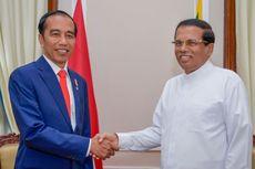 Hasil Kunjungan Jokowi ke Sri Lanka: Indonesia Akan Ekspor Gerbong Kereta