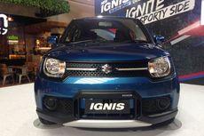 Kata Suzuki Soal Kenaikan Harga Ignis CS