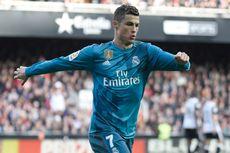 Hasil Liga Spanyol, Amukan Real Madrid di Kandang Sang Kelelawar