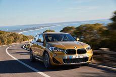 BMW Pastikan Boyong X2 ke Indonesia