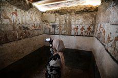 Makam 4.400 Tahun Ditemukan di Giza, Ternyata Milik Pendeta Hetpet
