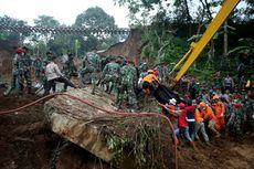 Jawa Tengah, Jawa Barat, dan Jawa Timur Paling Berpotensi Longsor