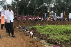 Hari Ketiga di Sumbar, Jokowi Hadiri Peringatan Hari Pers Nasional