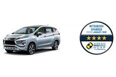 Tanggapan Mitsubishi Menyangkut Hasil Tes Tabrak Xpander