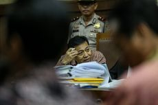 Saat Sarapan Pagi di Rumahnya, Novanto Bilang ke Andi Khawatir Dikejar KPK