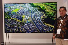 Samsung Boyong TV 8K ke Indonesia, Harga Kisaran Rp 130 Juta