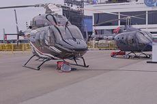 Gandeng Pabrikan Amerika, Whitesky Rambah Bisnis Manajemen Helikopter