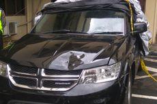 Begini Kondisi Dodge Journey yang Menabrak Produser RTV