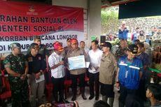 Bogor Rawan Bencana, Mensos Instruksikan Bangun Kampung Siaga Bencana