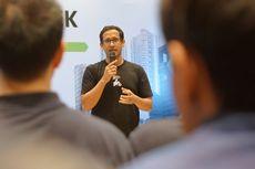 CEO Gojek Nadiem Makarim Mencoblos di TPS yang Sama dengan Wapres Kalla