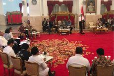 Jokowi Instruksikan Menteri Rancang Program Pembangunan SDM