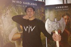 13 Kapak Wiro Sableng Disiapkan untuk Vino G Bastian