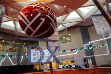 Investor Asing Lepas Saham secara Masif, IHSG Ditutup Turun 2,8 Persen
