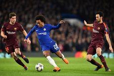 Jadwal Siaran Langsung Liga Champions Malam Ini, Barca Vs Chelsea