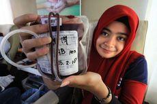 PMI Pastikan Stok Darah di Banten dan Lampung Mencukupi