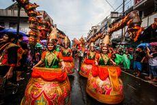 5 Kota Pilihan untuk Menikmati Liburan Imlek di Indonesia