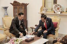 Jokowi-AHY Ideal Buat Demokrat