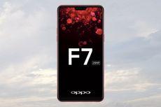 Oppo F7 dengan Layar Berponi Meluncur Akhir Maret?
