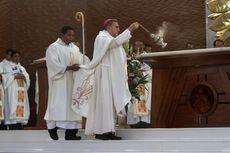 Duta Besar Vatican Pimpin Pemberkatan Gereja MRPD Pancasila Pontianak