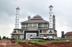 Dedi Mulyadi Tengok Masjid Arsitektur Sunda Hasil Gagasannya