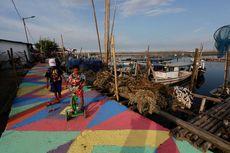 Di Balik Warna-warni Perkampungan di Jakarta Utara