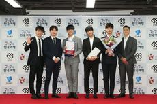 Boyband Born to Beat Jadi Duta Kehormatan Pariwisata Korea Selatan