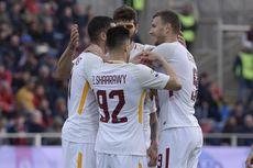 Hasil Liga Italia, AS Roma Jauhi Inter Milan, Napoli Dekati Juventus