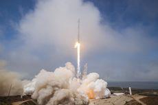 Seperti Letusan Gunung Api, Peluncuran Roket SpaceX Lubangi Ionosfer