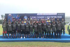 Runner-up Liga Kompas Gramedia Dominasi Daftar Pemain Terbaik