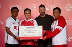 Di Acara AIA dan David Beckham, Ada Apresiasi bagi Legenda dan Tulehu