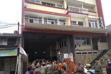 Langgar IMB, Lantai 4 Bangunan Dekat TMII Dibongkar Pemprov DKI