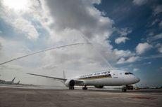 Singapura-Kuala Lumpur Jadi Rute Penerbangan Internasional Tersibuk di Dunia