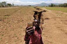 Retakan Raksasa Muncul di Kenya, Bukti Afrika Akan Terbelah Jadi Dua