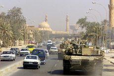 Hari Ini dalam Sejarah: Pasukan AS Menduduki Kota Baghdad