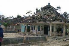 144 Rumah Rusak Akibat Gempa Dibangun Kembali dalam 2 Minggu