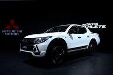 Mitsubishi Coba Peruntungan Lewat Triton Athlete