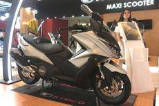 Penantang Yamaha TMAX dari Taiwan