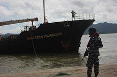 TNI AL Amankan Kapal Berbendera Vietnam di Perairan Nunukan