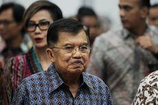 Gurauan Wapres Kalla soal Lembaga Tertinggi Negara